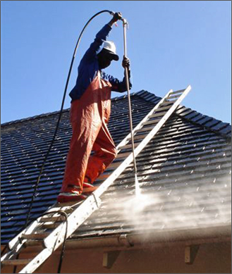 Roof Cleaning in Cape Town