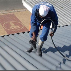 Roof Painting in Cape Town
