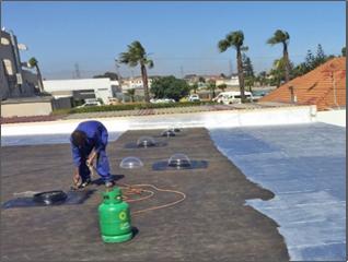Waterproofing in Cape Town